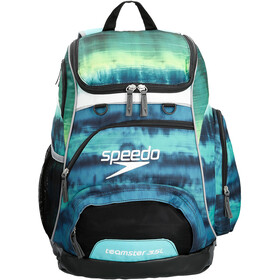 speedo Teamster Backpack 35l Tie Dye Turqoise